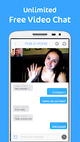 Screenshot of B Messenger Video Chat