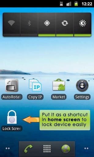 一鍵鎖屏 Lock Screen App 捐款版