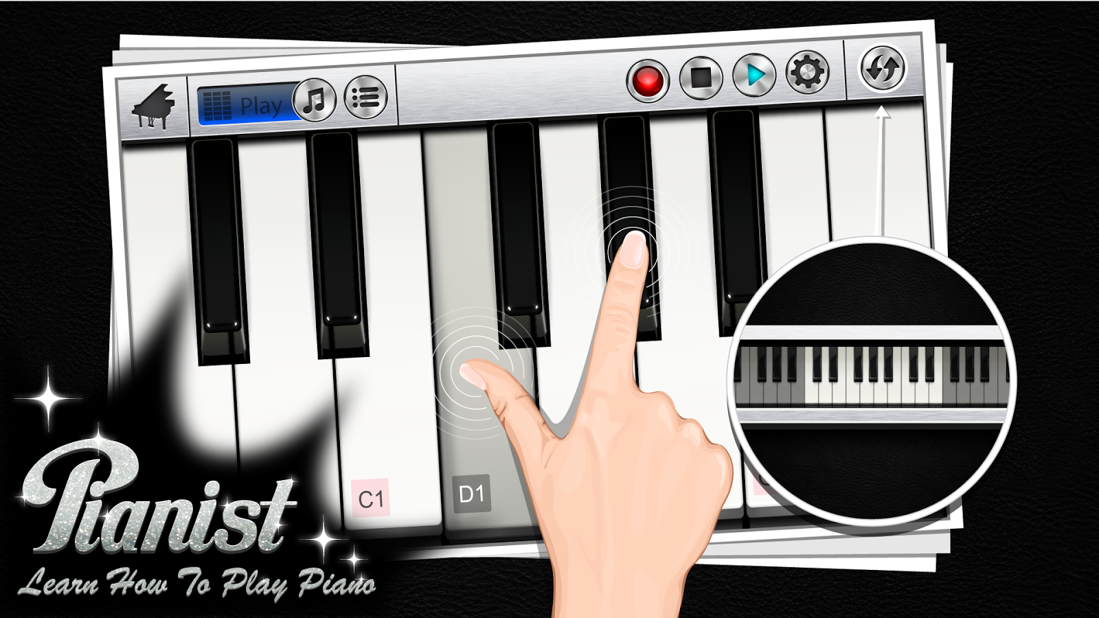 Piano + Screenshot 4
