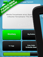 Screenshot of Quizduell PREMIUM