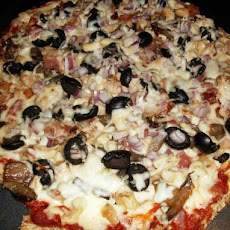 Primal Pizza - Low Carb, No Soy!
