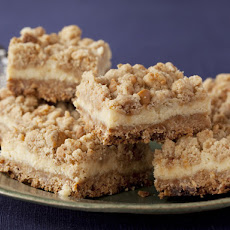 Oatmeal Cream Cheese Butterscotch Bars