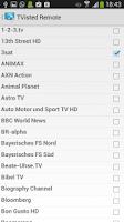 Screenshot of Smart TV Remote (for Samsung)