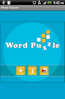 Screenshot of Word Master
