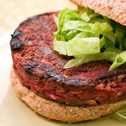 Quarter Pounder Beet Burger