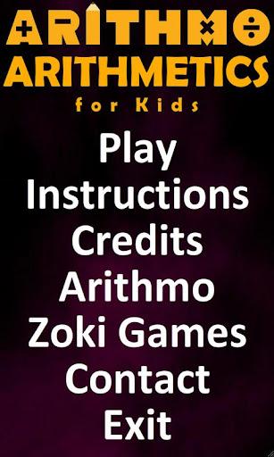 Arithmetics for Kids
