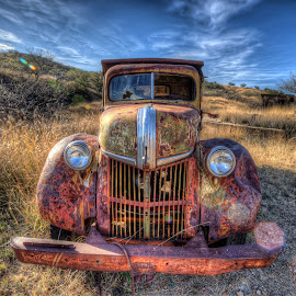 Happy by Ed Mullins - Transportation Automobiles