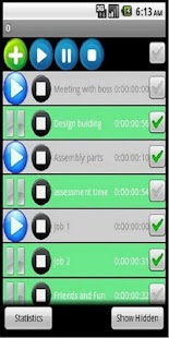 Adro Simple Task Manager- screenshot
