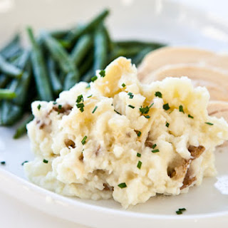 Mashed Potatoes With Skins Recipes