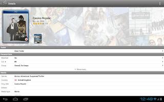 Screenshot of My Movies Free - Movie Library