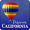 Discover California icon