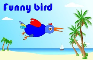 Screenshot of Funny Bird. Saga