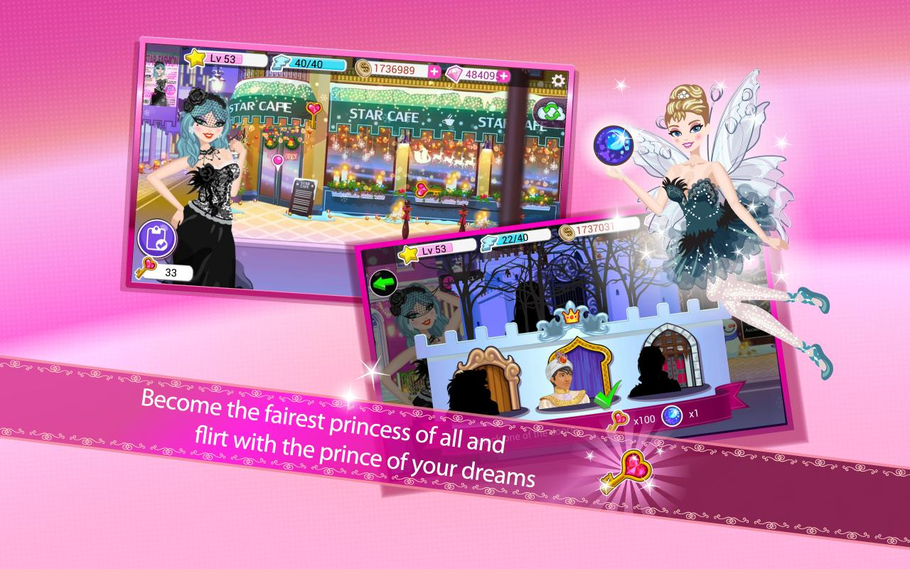 Star Girl: Princess Gala Screenshot 17