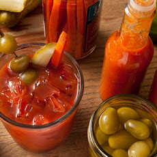 Basic Bloody Mary Mix Recipe
