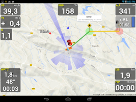 Screenshot of PPGpS Lite