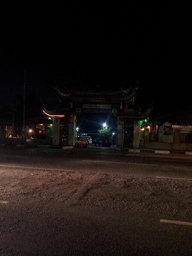Fusan Temple Gate
