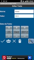 Screenshot of Sorteio Amigo Oculto Lite[old]