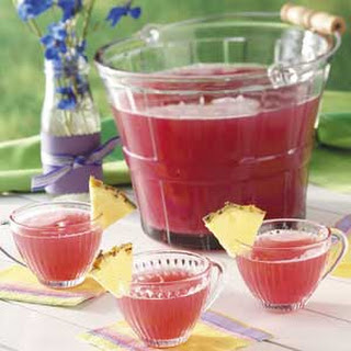 Rhubarb Punch Ginger Ale Recipes
