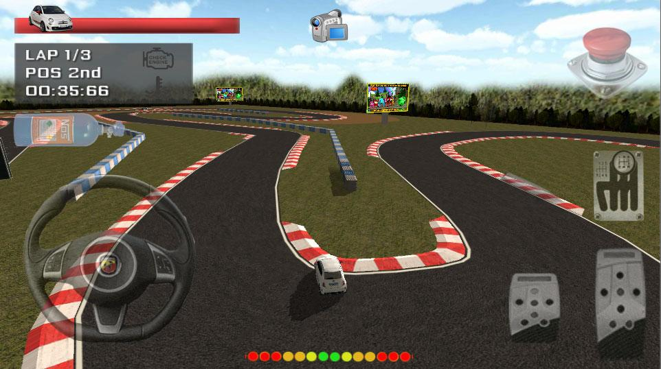 Grand Race Simulator 3D Screenshot 17
