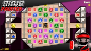 Screenshot of Ninja Painter Puzzle - Free