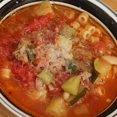 Jennie's Minestrone Soup