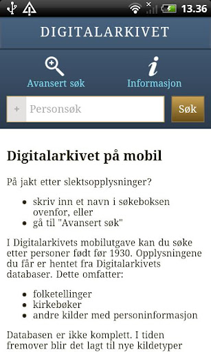 Digitalarkivet