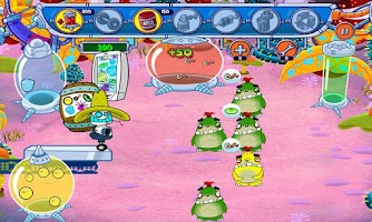 Screenshot of Greedy Monsters