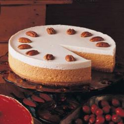 Pumpkin Cheesecake