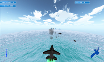 Screenshot of Air Destroyer
