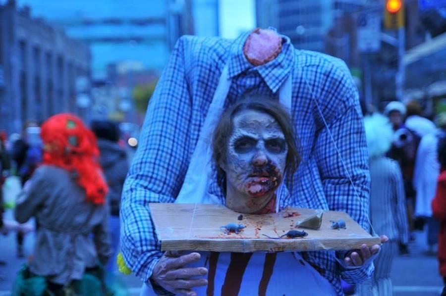 food platter by David Chu - Public Holidays Halloween