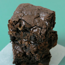 Deep-Dark Fudgy Brownies