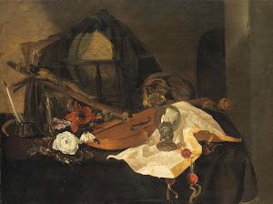RIJKS: Jacques de Claeuw: painting 1650