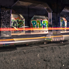Krog by Alex Taylor - Landscapes Travel ( #krogstreet #streetart #longexposure #weloveatl #discoveratl #visualart #visualcreations #longexposure #lighttrails #atlanta #shootthiscity #wanderneverwonder #lovemycity #inmanpark #fila #grafitti #visualcreations #georgia #exploreatl #exploreeverything #streetshooter #krogstreettunnel )