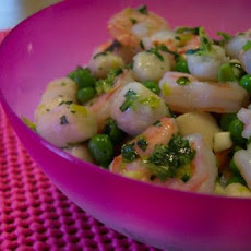 Italian Shrimp and Scallop Salad