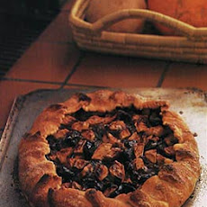 Apple and Prune Tart