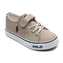 Ralph Lauren Velcro & Lace Up Trainer TRAINER