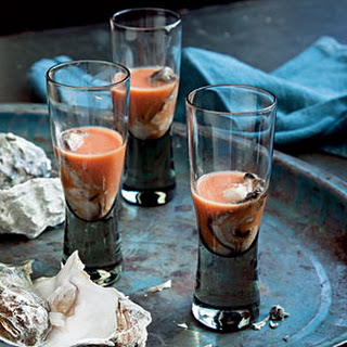 Oyster Shooters Alcohol Recipes