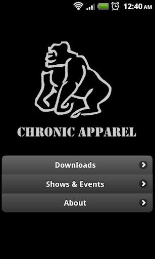 Chronic Apparel