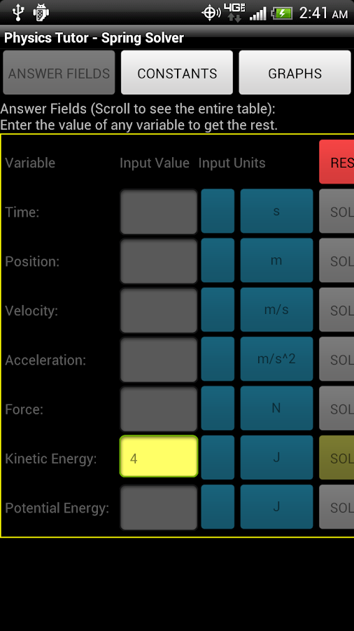 Physics Tutorials Downloads