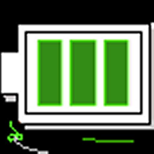 電池残量 工具 LOGO-玩APPs