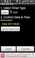 Screenshot of Zynga Games Timer for Android