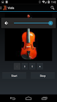 Screenshot of Violin Tuner 바이올린 튜너