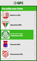 Screenshot of Quiz Futebol Club