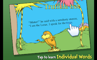 Screenshot of The Lorax - Dr. Seuss