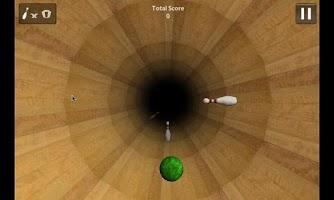 Screenshot of Tunnel Bowling