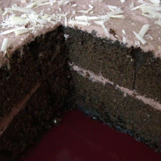 Chocolate Hot Milk Sponge