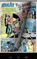 Screenshot of Comic: Slave Girl