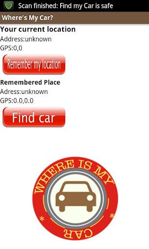 發現我的車(舊)