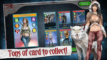 Screenshot of Bad Blood TCG