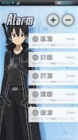 Screenshot of [SAOfone]Alarm